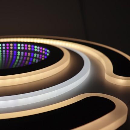 Потолочный светильник с пультом ACTION/PL500