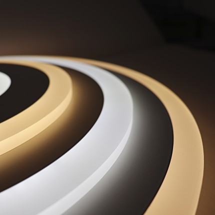 Потолочный светильник с пультом CERCLE/PL500