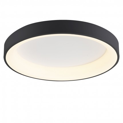 Потолочный светильник с пультом CORA/PL450 black
