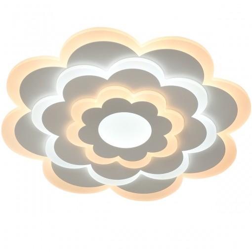 Потолочный светильник с пультом FLORES/PL500