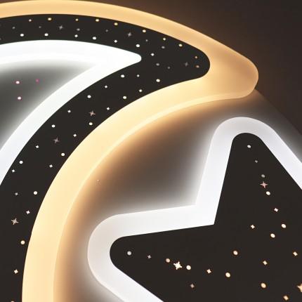 Потолочный светильник с пультом MOONLIGHT/PL500