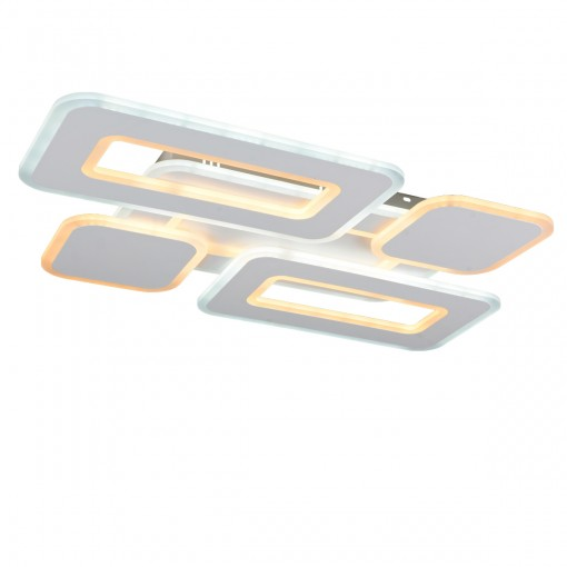 Потолочный светильник с пультом SUGAR/PL4
