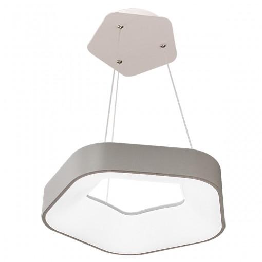 Подвесной светильник с пультом TIDE/SP450 grey