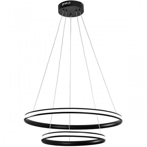 Светодиодная люстра с пультом JUMP/SP2 black