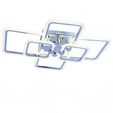Світлодіодна люстра з пультом FIXY/PL6 chrome