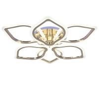 Светодиодная люстра с пультом FRANCE/PL6 gold