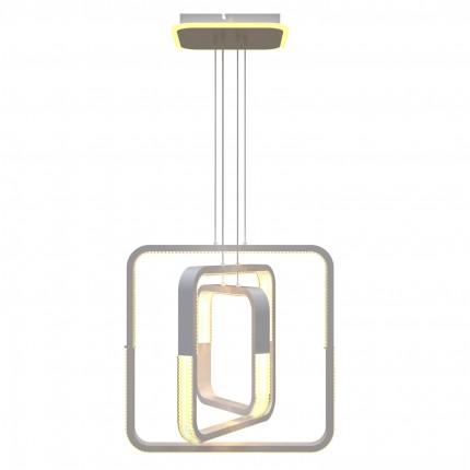 Светодиодная люстра с пультом HERMES/SP3 white