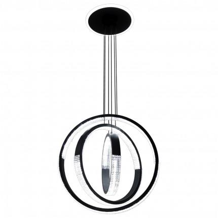 Светодиодная люстра с пультом ORBITAL/SP3 black