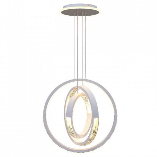 Светодиодная люстра с пультом ORBITAL/SP3 white