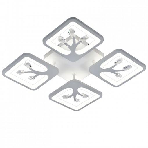 Светодиодная люстра с пультом PLUM/PL4