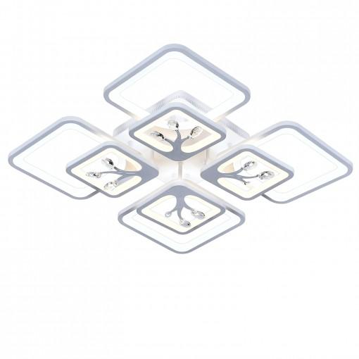 Светодиодная люстра с пультом PLUM/PL8