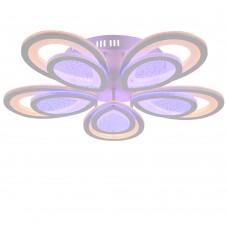 Светодиодная люстра с пультом SANTA/PL5