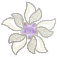 Светодиодная люстра с пультом VINE/PL5