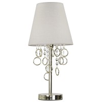 Настольная лампа ALINE/TL1 chrome